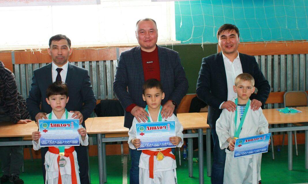 Результаты открытого первенства Шортандинского района