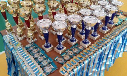 Более 300 спортсменов приняли участие на открытом Республиканском турнире в Акмолинской области