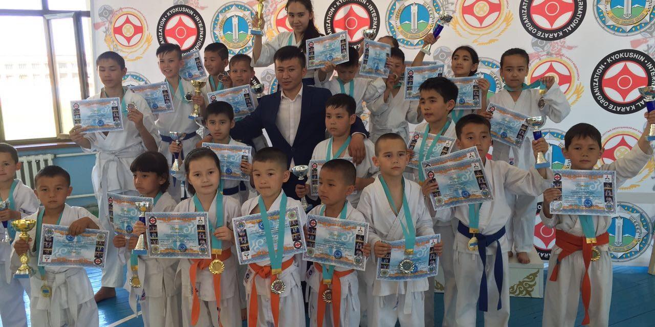 Результаты кубка Южно-Казахстанской области
