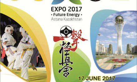 Международный турнир «ASTANA OPEN EXPO – 2017»