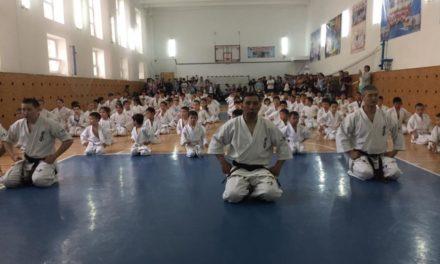 Весенний кю-тест прошёл под руководством шихана Молдагали Алимжан Кайратовича