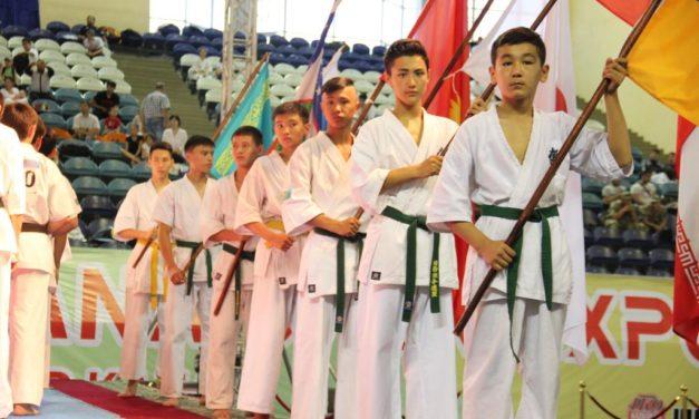 Результаты Международного турнира Astana Open Expo 2017 по Киокушинкай-кан каратэ