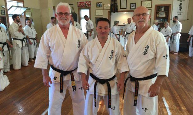 В Канаде прошел очередной «Black Belt Camp»