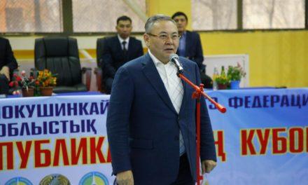 ҰРККФ Президенті Омархан Нұртайұлының спорт күнімен құттықтау сөзі