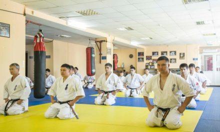 В Астане прошли тренировки для тренеров