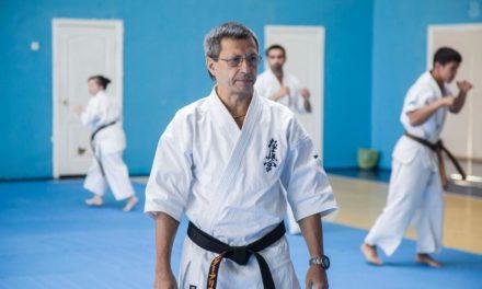 В Астане прошел мастер класс от заслуженного тренера России