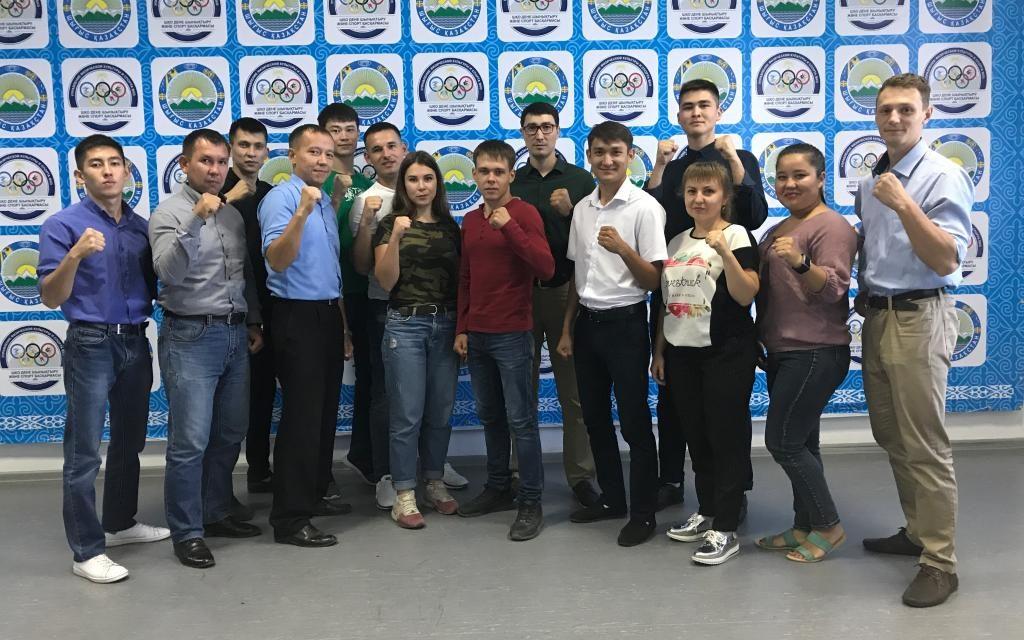 В городе Усть-Каменогорск состоялось ежегодное собрание ВКО филиала РНФКК