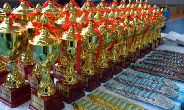 Более 400 спортсменов приняли участие в Открытом Чемпионате Западно-Казахстанской области