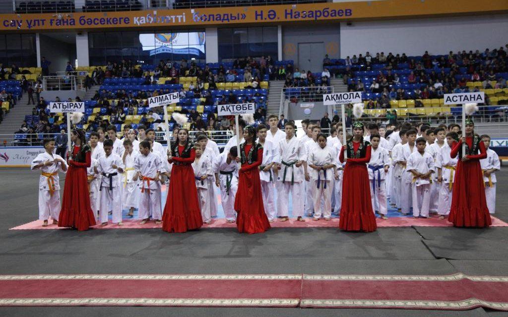 В Алматы завершился Чемпионат Республики Казахстан
