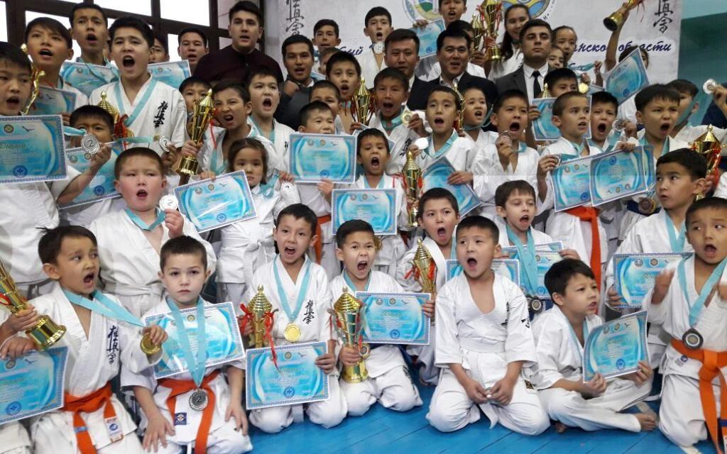 Шымкент қаласында Оңтүстік Қазақстан облысының ашық чемпионаты өтті