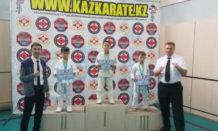 В Актау прошел открытый городской чемпионат посвященный Дню Первого Президента и Дню Независимости РК