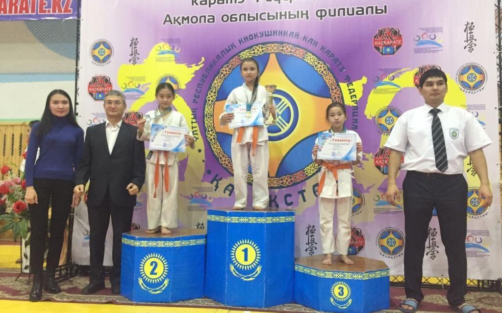 Итоги Чемпионата и Первенства Акмолинской области