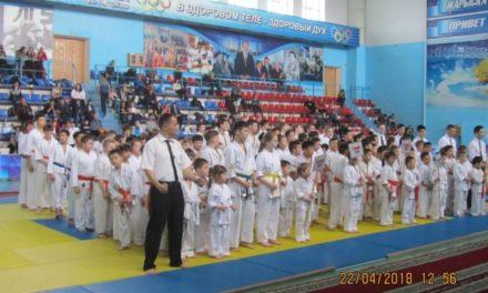 Первенство города Семей «Кубок Барса» по Киокушинкай-кан каратэ