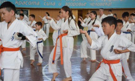 В Западно-Казахстанском филиале Национальной Федерации Киокушинкай-кан каратэ успешно прошла весенняя аттестация