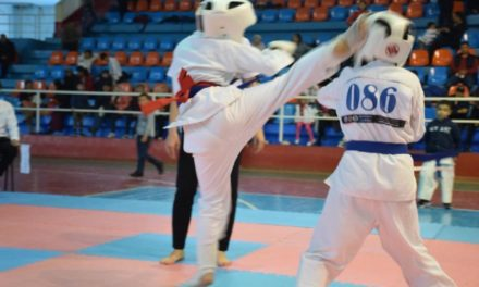 Открытый чемпионат Актюбинской области