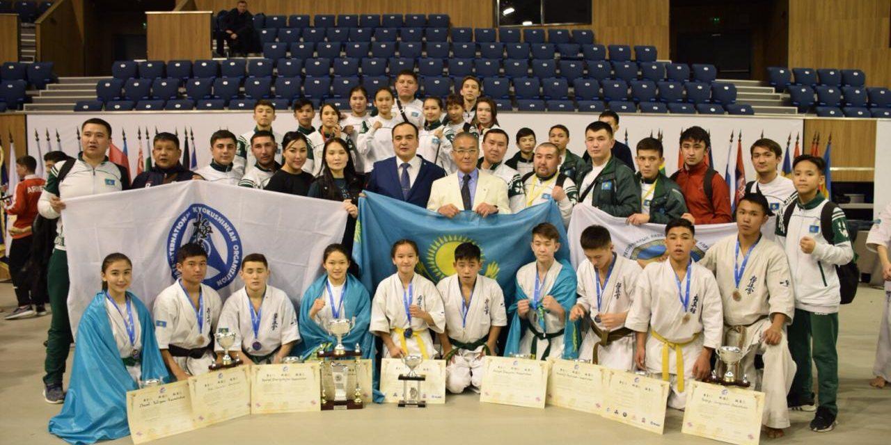 7-8 декабря 2018 года в Варне, Болгария, прошло Первенство мира KWU (Open Kyokushin Youth World Championship KWU) в 32 весовых категориях