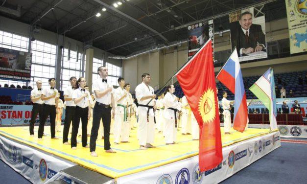 KAZAKHSTAN OPEN-2018