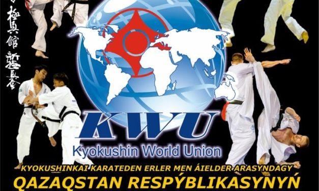 Нұр-Сұлтан қаласында киокушинкай каратэден Қазақстан Республикасы Чемпионаты өтеді