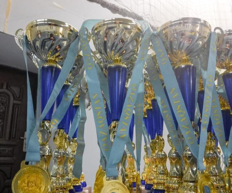 Открытий Чемпионат города Тараз по киокушинкай-кан каратэ 21 апреля 2019 год