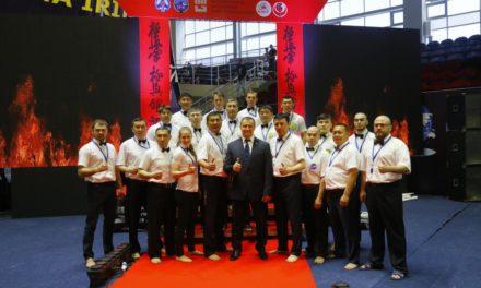 Чемпионат Республики Казахстан среди мужчин и женщин по киокушинкай, шинкиокушинкай каратэ