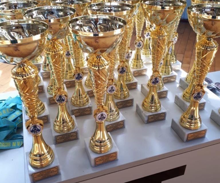 Чемпионат города Темиртау по Киокушинкай-кан каратэ