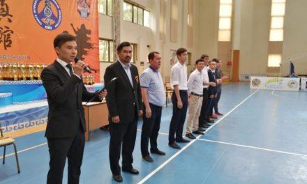 Открытый Республиканский турнир по Киокушинкай-кан каратэ среди детей, юношей и девушек