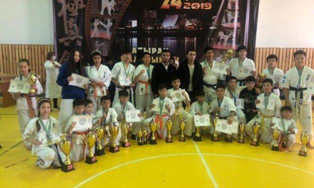 Открытый Чемпионат Западного региона по Киокушинкай-кан каратэ