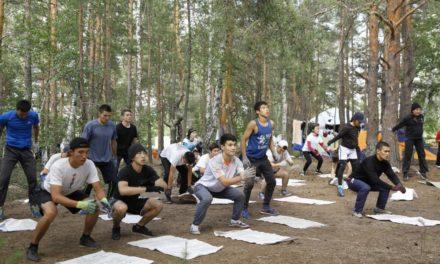 Завершились сборы летние УТС в Зеренде