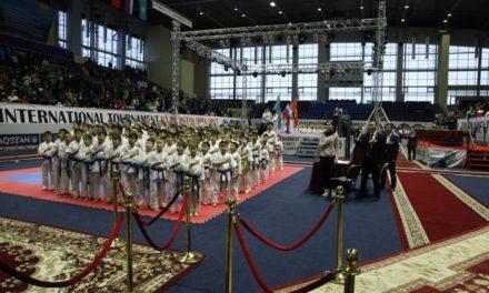 В Астане закончился международный турнир «Kazakhstan Open 2017»