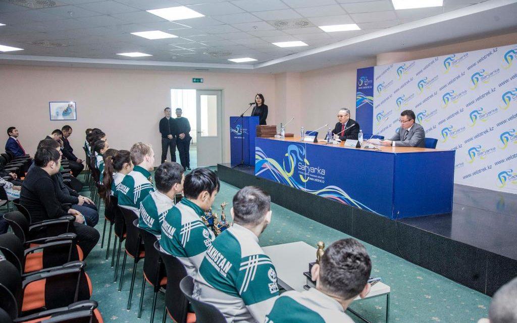 Пресс конференция ЧМ