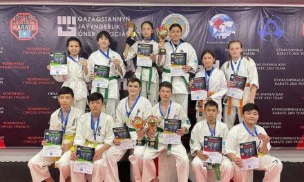 8 мая 2021 года успешно завершился Чемпионат города Уральск по КУМИТЭ.